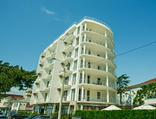 Hotel in Kobuleti, Pearl of sea